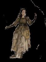 Cie Waverley - magicien d oz - gitane